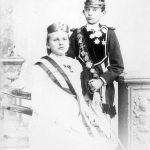 Anna Petersen und Otto Vonthien - 1901 - Erste Kinderkönigin