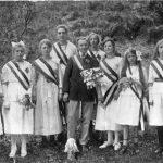 August Schulze - nach dem 1. Weltkrieg - 1919