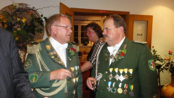 Ball Metzingen Zernien Gildemeister Linnecke Kommandeur Schenck