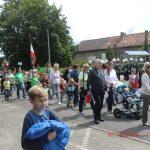 Kinderschützenfest 2016 Abmarsch von der Grundschule