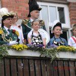 Kinderschützenfest 2016 Proklamation der Kinderkönige