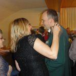 Winterball 2016 - König Michael Hewekerl in der Sektbar