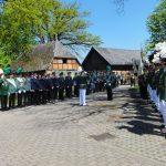 Schützenfest Metzingen 2016 - Antreten