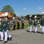 Schützenfest Metzingen 2016 - Parademarsch