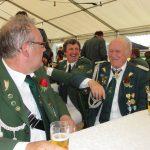 Schützenfest Metzingen 2016 - im Zelt