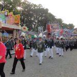 Schützenfest Dannenberg 2016 - Aufmarsch auf dem Schützenplatz