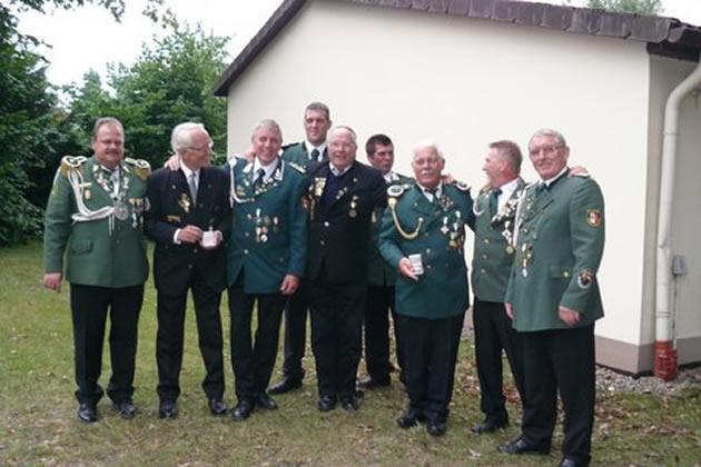 Drei-Gilden-Pokal Schützengilde Hitzacker