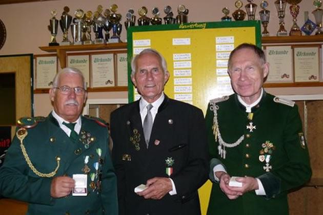 Drei-Gilden-Pokal Sieger