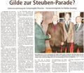 Herbstversammlung Schützengilde Hitzacker EJZ Steuben Parade