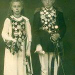 Elisabeth Keibel und Emil Busse - 1919