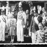 Emmi Freimann und Harry Romeike - 1950