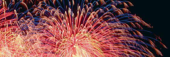 Schützengilde Feuerwerk 2013
