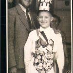Heinrich Grimmel - erster Kinderkönig nach dem 2. Weltkrieg -1949