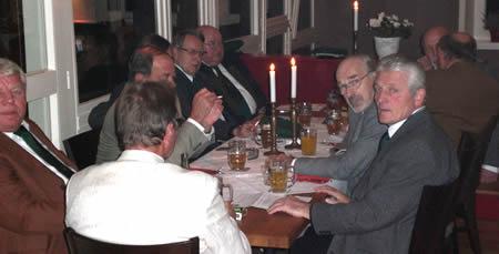 Herbstversammlung 2011 Inselküche