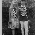 Hermine Fröhling und Karl Hinze - 1931