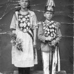 Hermine Schumacher und Franz Jahnke - 1920