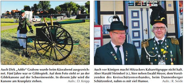 Kiebitz über Käseabend 2014
