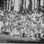 Lieselotte Bading und Wilhelm Ficke - 1933