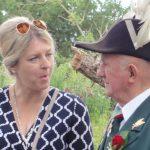 Sabine Lehmann und Peter Lähn