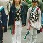 Sara Rusdorf und Marcel Müller - 1999