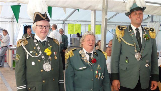 Schuetzenfest-Tiessau-2013 - drei Könige (3)