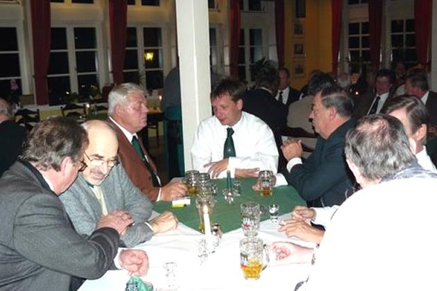 Schuetzengilde Hitzacker Herbstversammlung 2010