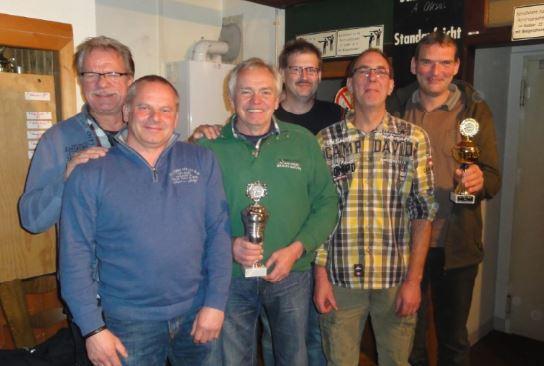 Siegermannschaft Metzingen I