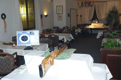 Lasergewehr - Weihnachtsfeier II Kompanie Schützengilde Hitzacker