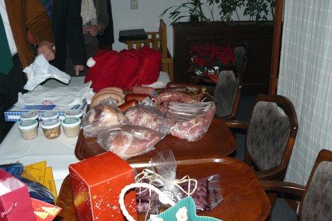 Preise - Weihnachtsfeier II Kompanie