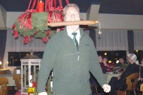 Vizekönig - Weihnachtsfeier