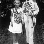 Wilhelm Ficke und Lieselotte Bading - 1933