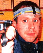 Julian Olffers Kreismeister Sportpistole